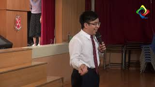 holmglad的2018-2019年度 中六最後上課天&惜別會相片