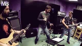 MON STUDIO live cover sessions #17 - IRON MAIDEN (Aces High)