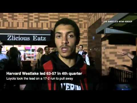 Alex Copeland breaks down Harvard-Westlake's tough loss to Loyola