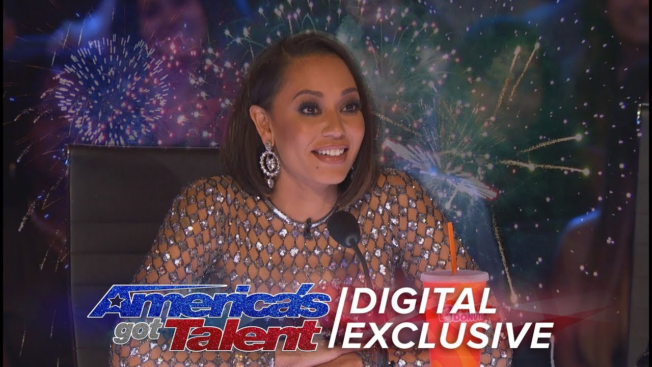 Mel B: Does She Really Know What's Going On At The Judge Desk? – America's Got Talent 2017