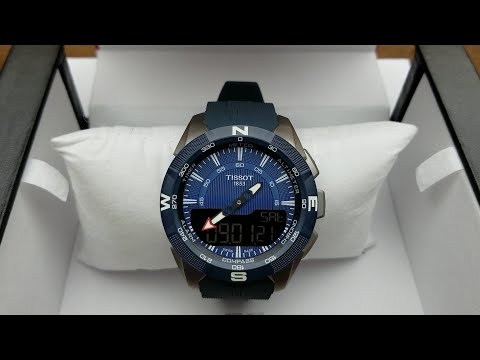 Tissot T-Touch Solar Expert 2 - Unboxing and watch review