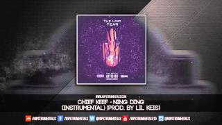 Chief Keef - Ning Ding [Instrumental] (Prod. By Lil Keis) + DL via @Hipstrumentals