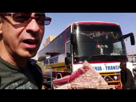 Bus Trip from hell: Bamako-Mopti, Mali