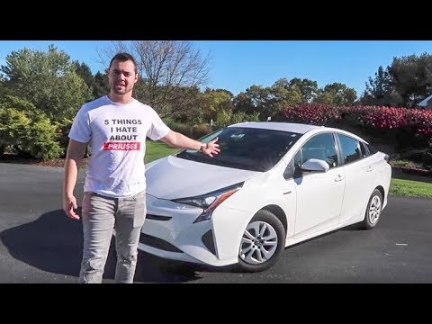 Here S Why The Toyota Prius Is Worst Car In World