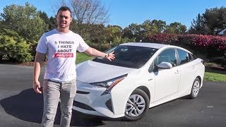 HERE'S WHY THE TOYOTA PRIUS IS THE WORST CAR IN THE WORLD thumbnail