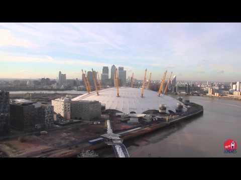 Pra Ver Londres Do Alto: Emirates Air Line - O Teleférico de Londres