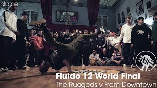 The Ruggeds v From Downtown Finał 5vs5 - Fluido Jam 12