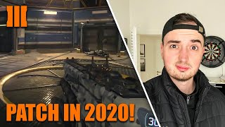 Okay... Black Ops 3 PATCH 2020 !