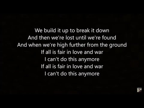 Yellow Claw - Love & War feat. Yade Lauren (Lyric Video)