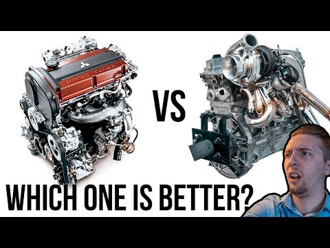 Mitsubishi 4G63T vs 4B11T: Which One is Better?