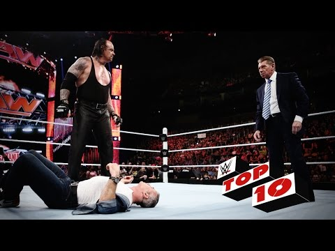 Top 10 Raw moments: WWE Top 10, March 14, 2016