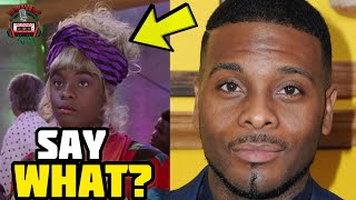 Kel Mitchell Gives A Shocking Response When Asked About Wearing A Dress In Good Burger!