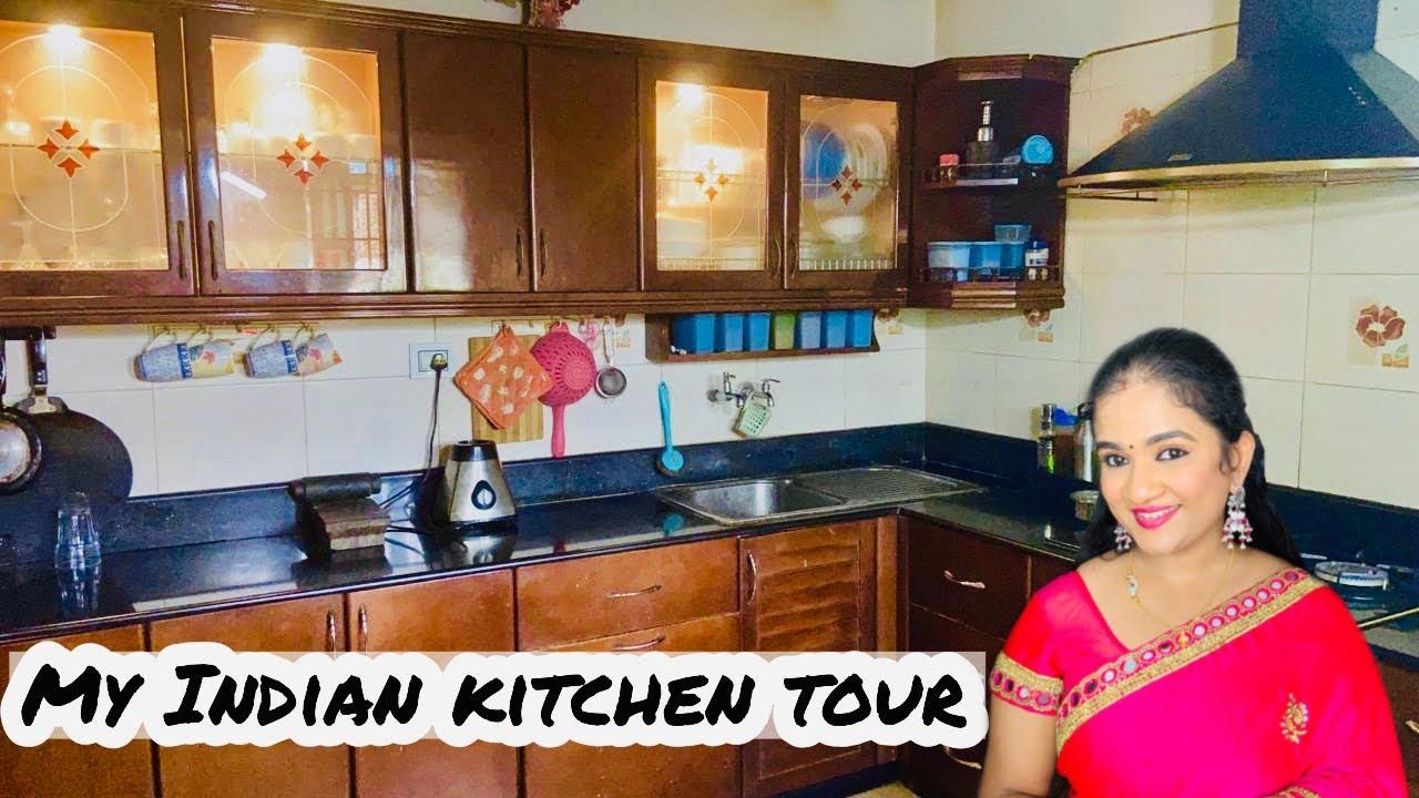 My Indian kitchen tour | coimbatore vlog | Tamil Vlog