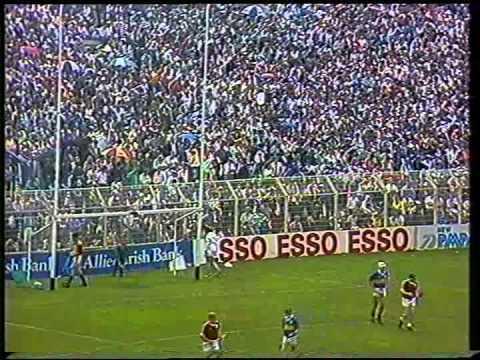 Tipperary V Galway 1989 hurling John Denton