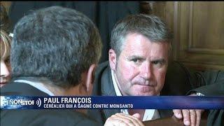 """Agriculteur intoxiqué par un herbicide Monsanto : """"On s'est fait trahir par les firmes"""""""