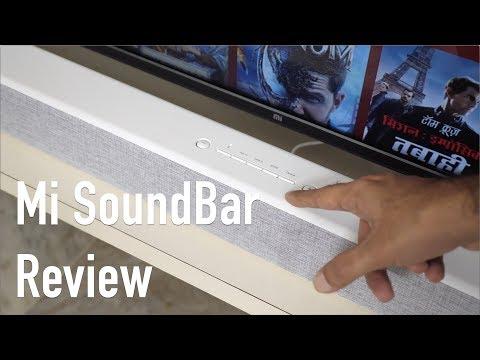 Mi Soundbar Review - Amazing Sound On a Budget