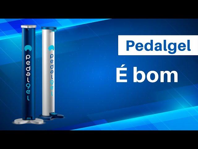Pedalgel é bom? - Review Saúde e Beleza #pedalgel
