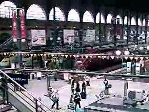 Gare du Nord Panaroma.