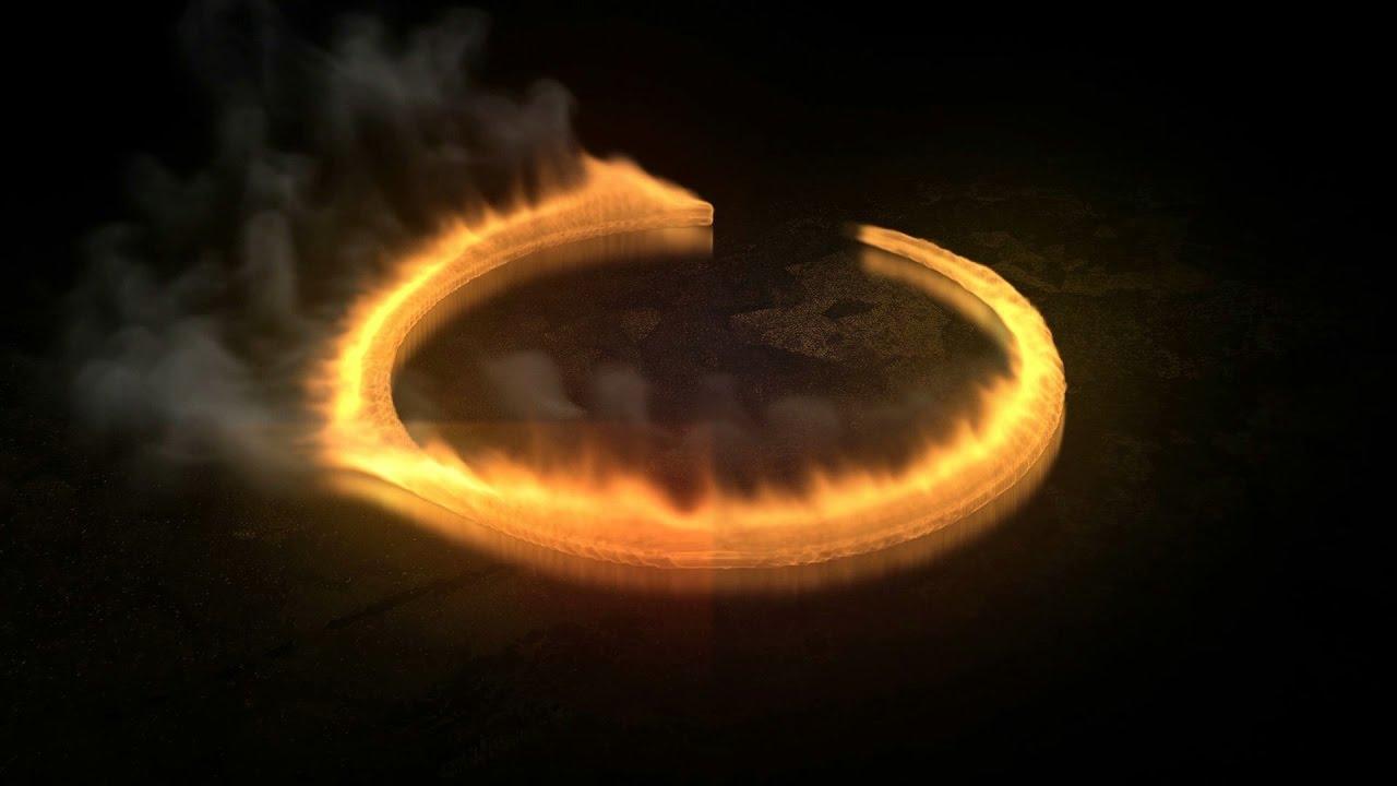 Fire Logo Intro Template #147 Sony Vegas Pro - YouTube