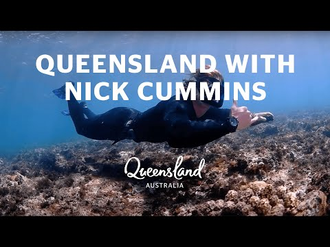 Meanwhile in Australia | Queensland with Nick 'Honey Badger' Cummins