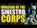 Invasion of The Sinestro Corps (Sinestro Corps War: Book One)