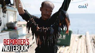 Sitwasyon ng mga mangingisda sa Scarborough Shoal, tinutukan ng 'Reporter's Notebook'