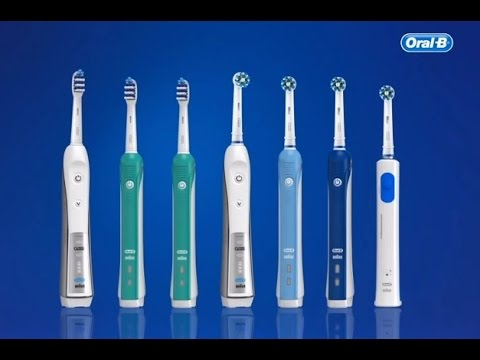 brosses dents lectrique oral b la technologie oscillo rotative youtube. Black Bedroom Furniture Sets. Home Design Ideas