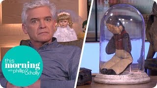 Will Phillip Get Spooked Out by a Haunted Wheelchair? | This Morning