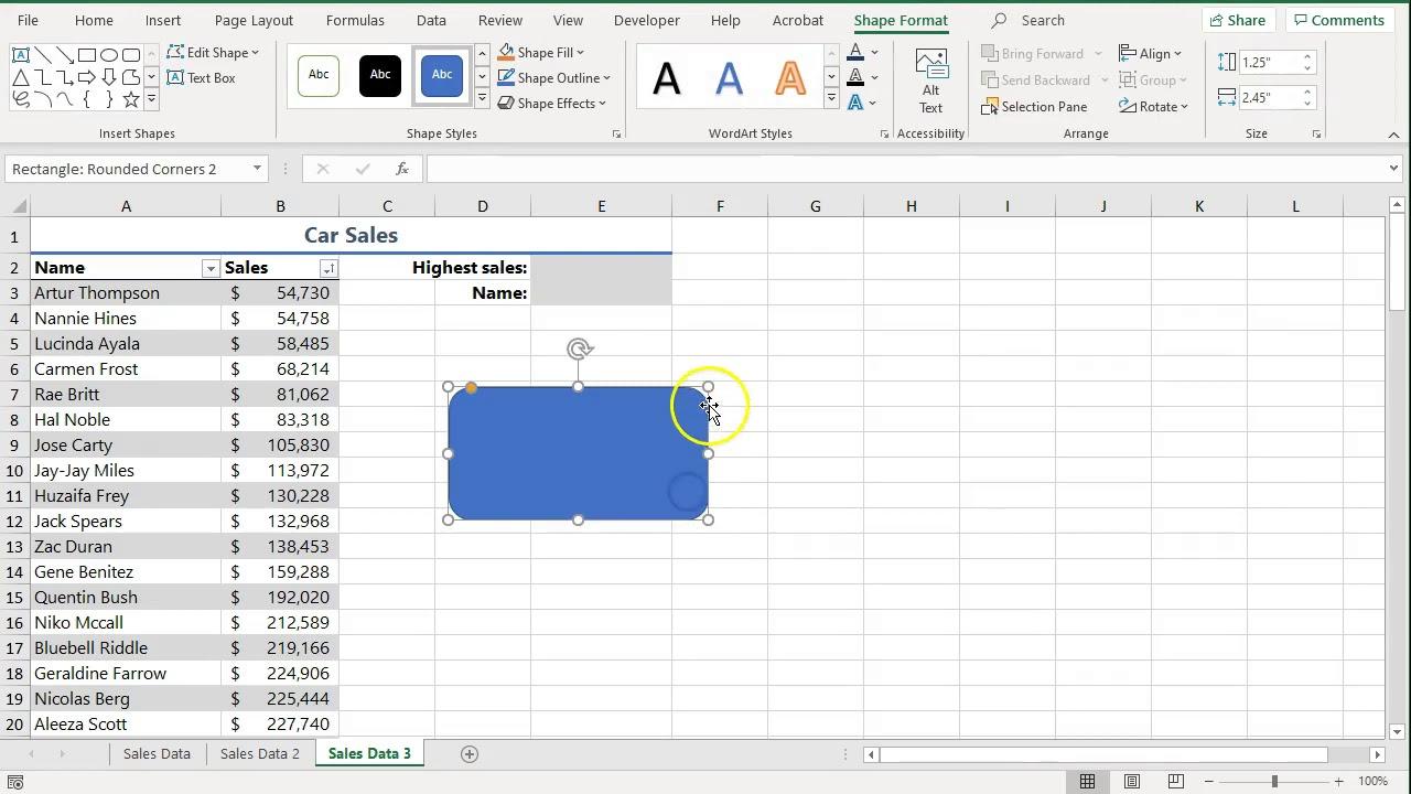 how to assign macro in excel