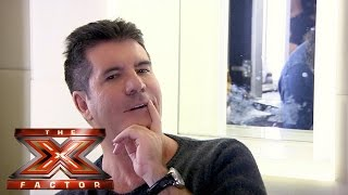 What scares Simon the most?   The Xtra Factor UK 2015