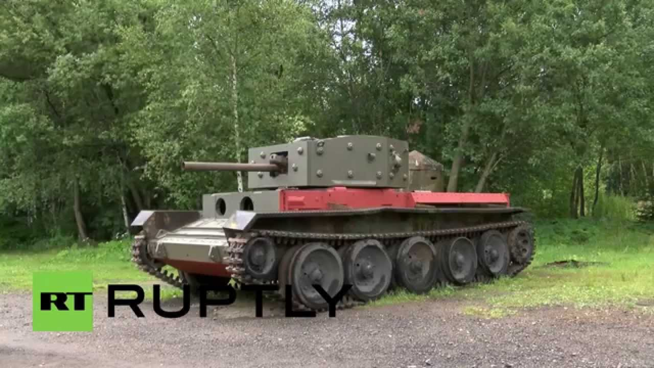 Czech Republic: Want some WWII hardware? These Nazi armoured ...