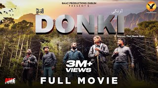 DONKI - ਡੌਂਕੀ [Ful Movie]  Latest Punjabi Movies 2021 | Baaz Productions Dublin