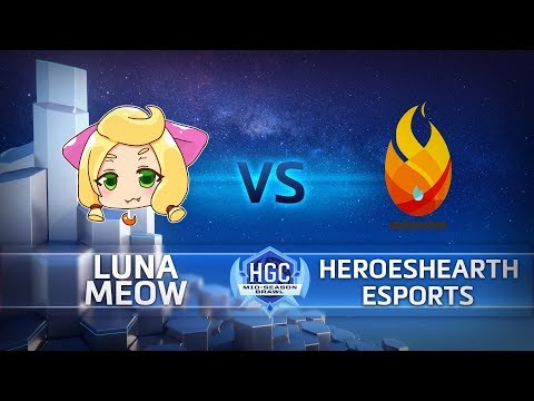 HeroesHearth vs Luna Meow vod