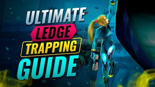 The ULTIMATE Guide To LEDGE TRAPPING - Smash Ultimate