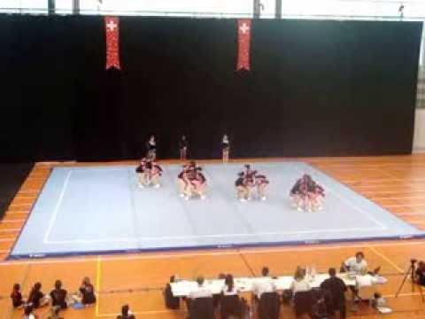 Geneva Teenage Stars - Championnat Suisse 2012