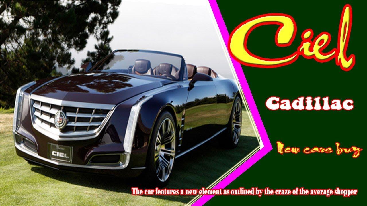 Newcars 2019cadillacciel Cadillacciel