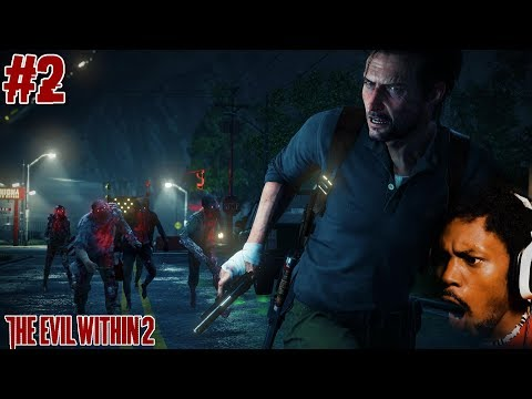 BRO I'M ABOUT TO DELETE THIS GAME | The Evil Within 2 (Part 2)