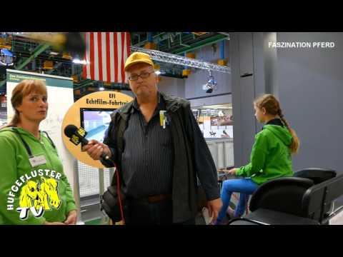 Bild: Faszination Pferd Nürnberg - Interview mit Kirsten Kastl vom Reitschulbetrieb Pferdehof Kastl