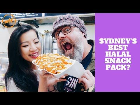 Sydney's BEST Kebab? - Metro One