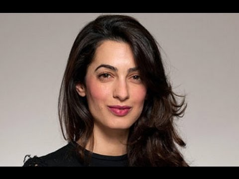Amal Alamuddin turns down U.N.'s Gaza investigation offer