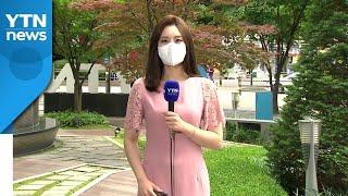 [날씨] 서쪽 맑고 더워, 서울 29℃...동쪽 비 내…