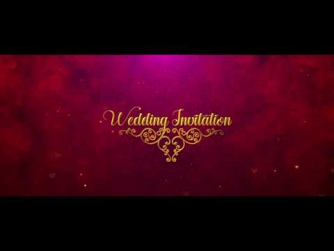 Wedding Ring Invitation
