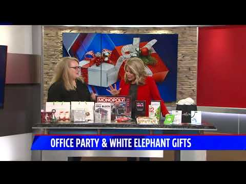 Office Party And White Elephant Gift Ideas