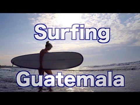 Guatemala Surf Adventure   Central America Road Trip Ep.45