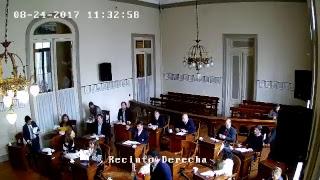 Transmisión en directo de Concejo Deliberante de Tandil (24/08/2017)