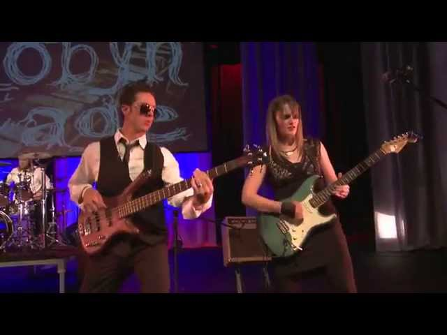 Robyn Cage live at the Utah Music Awards