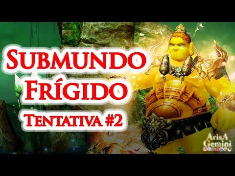 SUBMUNDO FRÍGIDO : COM OS GMS E PARCEIROS FICA MAIS FÁCIL - PERFECT WORLD