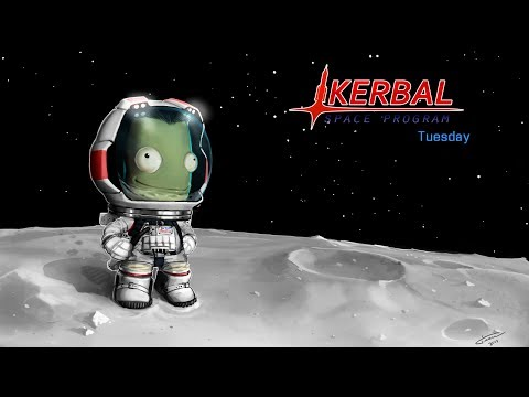 Kerbal Tuesday - Dogs in space!