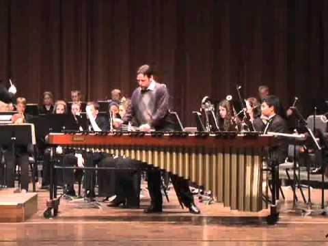 Kyle Forsthoff- Concerto for Marimba and Band by David Maslanka