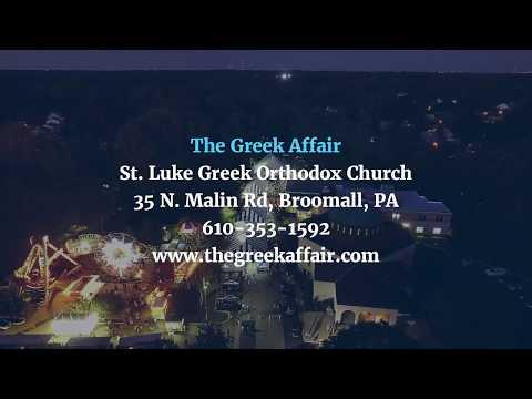 St. Luke Greek Festival to kick off in Broomall